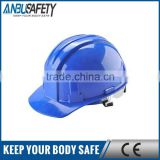 good quality safety helmet hat with chin strap