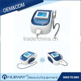 New best CE approved portable 808 diode laser device for painless hair removal / 2016 medical equipment