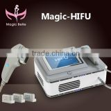 Professional Hifu Beauty Machine Wrinkle Remover/portable Hifu Body Eyes Wrinkle Removal Slimming Machine/skin Tightening Machine For Home Use 300W
