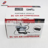 No.1 yiwu commission agent wanted cheap price Portable Vehicle mini DC 12V Air Compressor