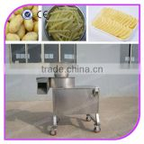 300-800kg/h Commercial Potato Chips Slicer Machine, Carrot Cutter