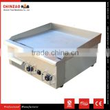 Electric Griddle Grill For Commercial Restaurant CE Approved