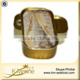 2015 New Top Quality Ingredient Canned Sardine Fish