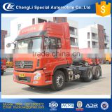 China First Brand Advantage Quality 6x4 tractor truck 340HP 380hp 420hp Tractor head towing trailer tractor good price for sale