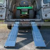 Super quality cheap fork lift loading ramp