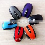 Computer accessory Portable comfort design sensitive BT 3.0 Rechargeable Bluetooth wireless mouse for laptop computer