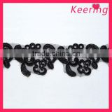 Flower lace table edging trim WTP-1128