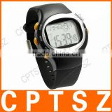 Sport and health electronic calories heartbeat table wrist watch