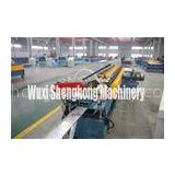 15 Tons 23kw Roller Shutter Doors Cold Roll Forming Machine With 0.4mm -1.0mm thickness