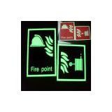 glow in the dark sign  board /glowing board /glow sheet