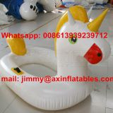 Popular 0.9MM PVC Swimming Pool Water FloatingToys,Inflatable Pool Water Floaties,Inflatable Unicorn Float For Sale
