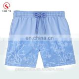 2017 mens printed beach wear boy trunk custom board shorts for man from manufacturer with wholesale price