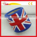 Cotton Country Flag Sweatbands