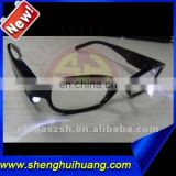 2013 new led reading glasses when reading book