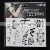 High quality body tattoo sticker
