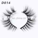 D014 eyelashes extension professional eyelashes mink 3d mink lashes