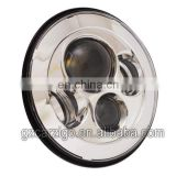 "chinese fair show Good design 7"" LED offroad lamp for jeep wrangler"