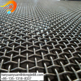 Stone Crusher Vibrating Screen Mesh / crimped wire mesh