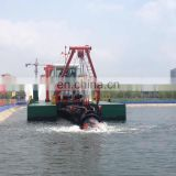 River Sand Dredger Machine road transportation