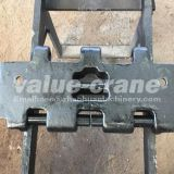 RUSTON-BUCYRUS RB60 track plate crawler crane track shoe undercarriage parts track pad