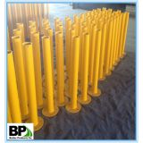 Yellow Flexible Delineator Post Road Barrier Yellow Flexible Delineator Post Road Barrier