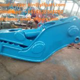 Excavator attachment Machine Hydraulic Concrete rock pulverizer price