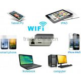 Wifi Portable 2.5 Hard Disk Enclosure ! New Arrival Wi-Fi 802.11b/g/n Wireless Hard Drive Disk