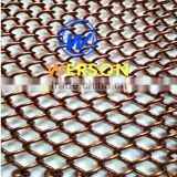 stainless steel Wire Drapery Fabrics for room Divider,partitions separating public | generalmesh