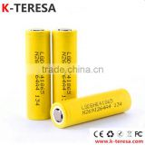 Wholesale LG Chem 18650-HE4 2500mah 20A 3.6V lithium rechargeable battery cell fit for Sigelei e-cigarette 150W