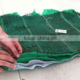 greening grass planting grow bag nonwovens / geotextile ecological bag used in slope protection & soil reinforcement