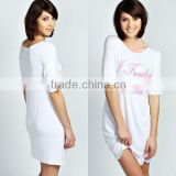 Women sexy nighty dress picture pink nightwear for girls sexy dress