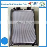 Truck cooling system heavy truck radiator for Man F200(94-) (MT) Nissens 62870A/67221A made in China