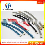 "2016 barnett 3/8"" JIC F/F stainless steel wire braided hydraulic rubber hose teflon hose"