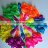 Made in China!Non-toxic round shape colorful latex water balloon