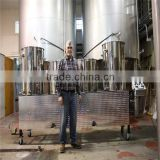 1000L electric brew kettle brewery equipment,10BBL beer manufacturing equipment