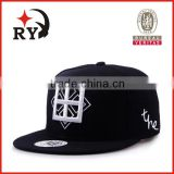 Blank Leather Strap Back Hat Small Order