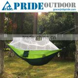 Ultralight Travel Portable Camping Hanging Bed Fabric For Hammock Swing With Mosquito Net