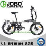 Hidden Lithium Battery 36 Volt 10.4 Ah Mini Foldable Electric Bike JB-TDN12Z