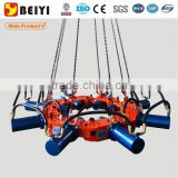 hydraulic pile breaker, pile cutter, pile breaking machine for round concret piles , hydraulic piling equipment