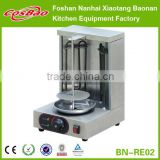 (BN-RE02) Cosbao low price electric shawarma machine for Lamb/shawarma roasting rotisserie/Electric Vertical Shawarma