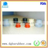 waterproof rubber caps/silicone stoppers/silicone rubber stoppers forpipe /hole/bottle/auto machine/valve/door