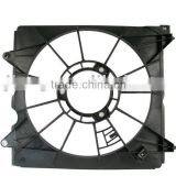 AUTO/CAR PLASTIC PARTS Accessories Fan Shroud Of Radiator / auto cooling fan shroud For Honda Civic 2006-2008