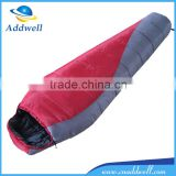 Outdoor adult travel camping foldable wearable sleeping bag