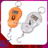 Mini Digital Electronic Hanging Weighing Scale For Fishing Luggage Suitcase Parcel Posting Travel
