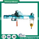 MINI Electrical Crane Lifting Hoist With Great Reliability