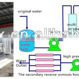 water treatment equipment/water filling machinery price /mineral water plant machinery cost