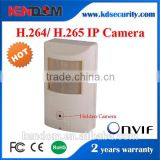 Kendom KD-HC4037ID-IP11 2016 Very very Small Hidden CCTV Video Camera Gas Detector Casing Inside Surveillance System