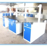 Steel laboratory balance table stainless steel centre table dental lab table biology lab table