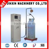 small lpg gas bottle filling equipment, cooking gas tank filling device