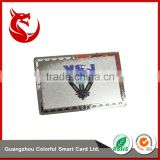 Special design 0.5mm steel metal member cards for metal craft                                                                                                         Supplier's Choice